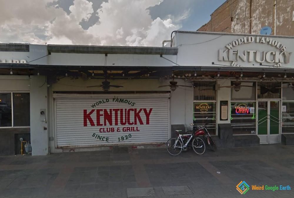 Kentucky Club, Ciudad Juárez, Mexico