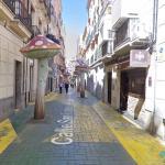 Mushroom Street, Alicante, Spain