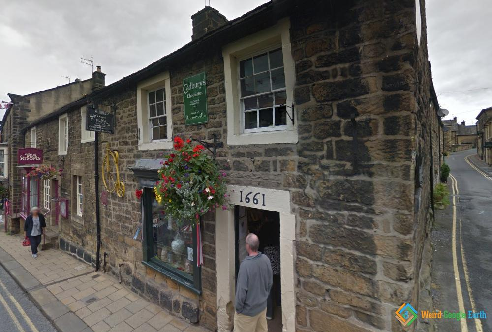 Oldest Sweetshop in England, Pateley Bridge, England