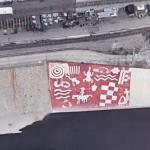 River Doodles, Los Angeles, California, USA
