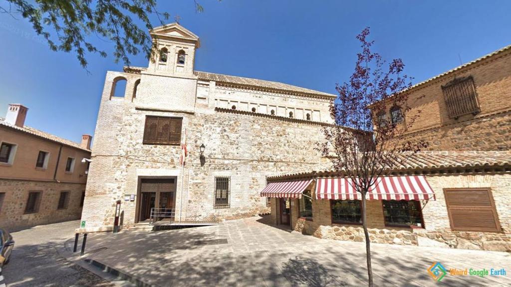 Sinagoga El Transito, Toledo, Spain