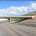 Wildlife Overpass, Park City, Utah, USA