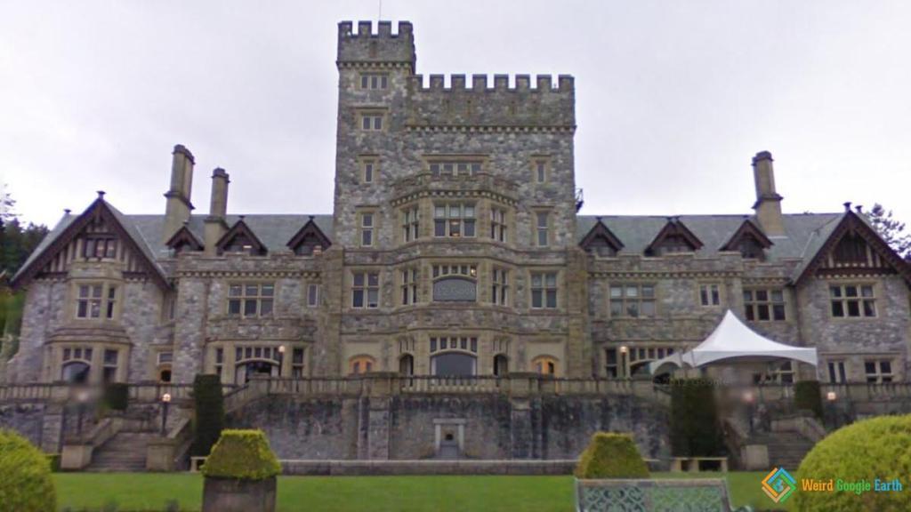 Hatley Castle, Victoria, British Columbia, Canada