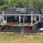 Jonas Bar B-Q, Kansas City, Kansas, USA