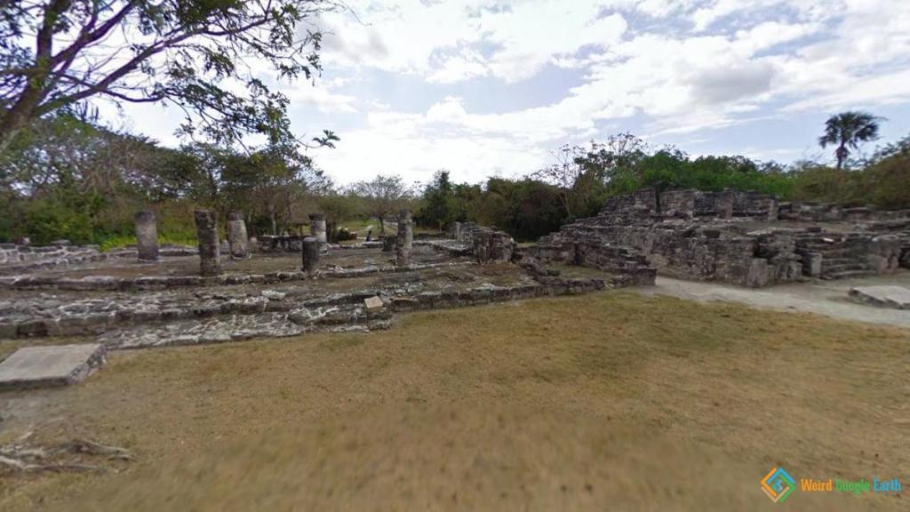 San Gervasio, Cozumel, Mexico