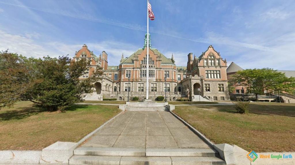 Fairhaven High School, Fairhaven, Massachusetts, USA