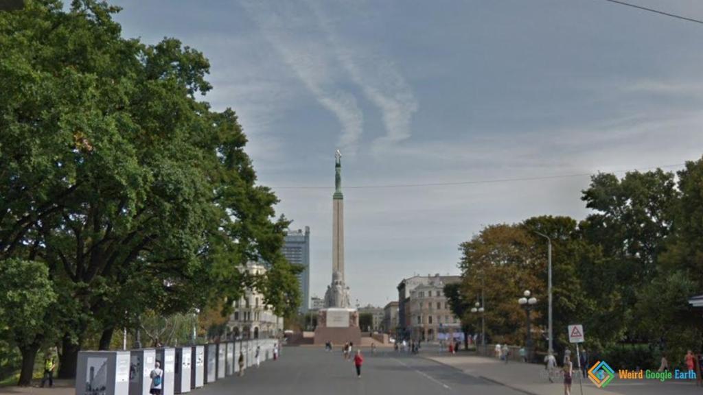 Freedom Monument, Riga, Latvia