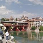 Ponte degli Alpini , Bassano del Grappa, Italy