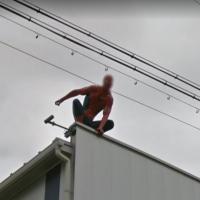 Spiderman Goes International