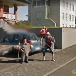 Strange People, Grindavik, Iceland