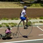The New Bike Model, Cottesloe, Western Australia