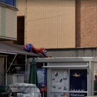 Spiderman in Japan Again
