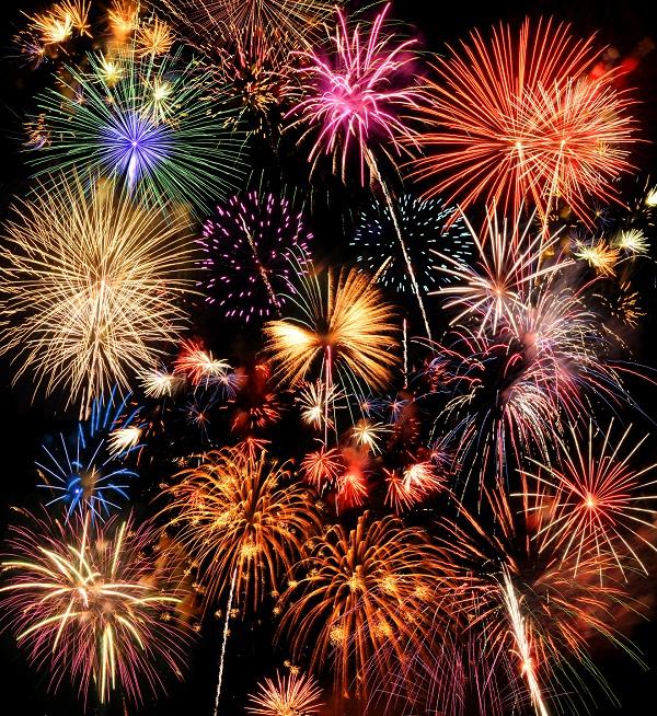 Free Stock: Fireworks