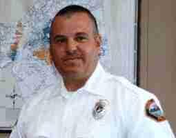 Centre Police Chief Kirk Blankenship