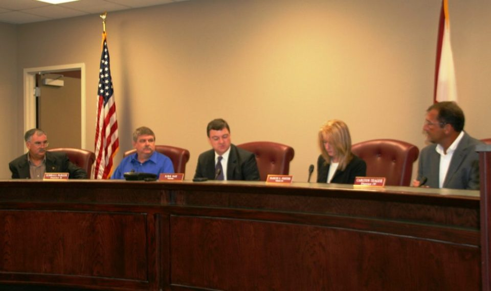 Cherokee County Commission
