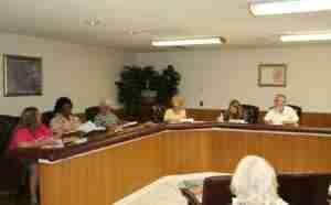 Cedar Bluff Town Council