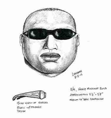 Rape Suspect 2