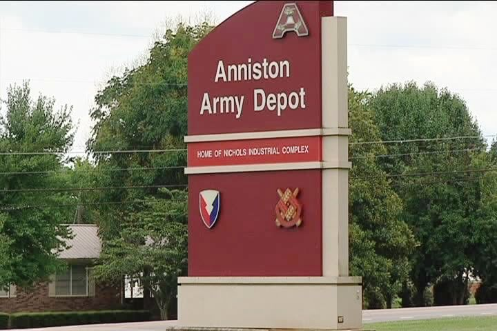 Anniston Army Depot 1