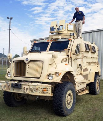 CCSO - Armored Vehicle