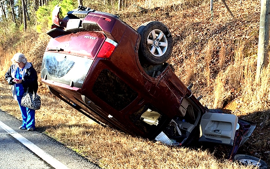 FCSO - Henson Wreck on Rockmart Road