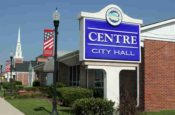 Centre City Hall