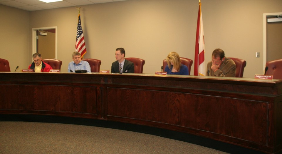 Cherokee County Commission - Special Called Meeting 1