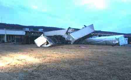 Ft Payne Storm Damage - 02-21-2014