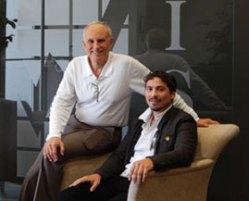 Martin Weiss and Juan Villaverde