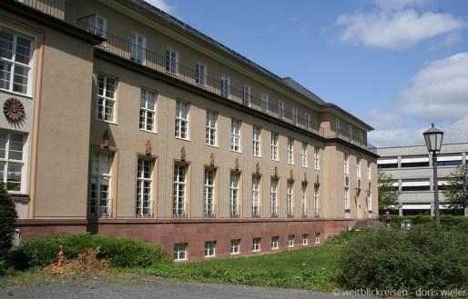 Marburg_JubilaeumsbauBzwErnstVonHuelsenHaus_KunstwissenschaftlichesInstitut_