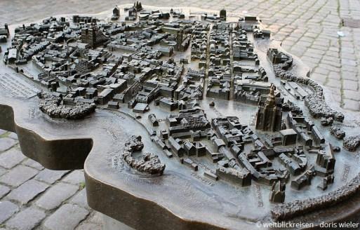 Stralsund_Stadtmodell_Tastmodell_Bronze_EgbertBroerken_