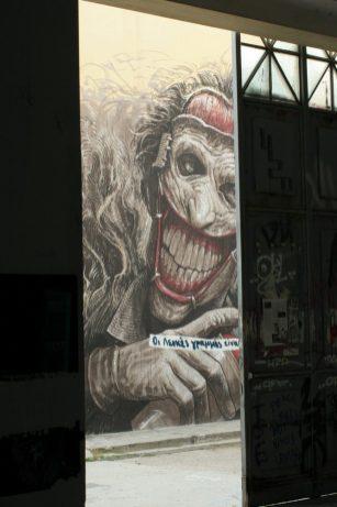 Athen_Graffiti_Kunsthochschule