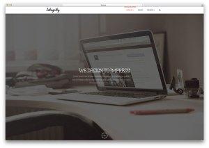website minimal-multipurpose-theme