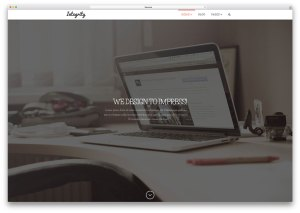 website minimal-multipurpose-theme
