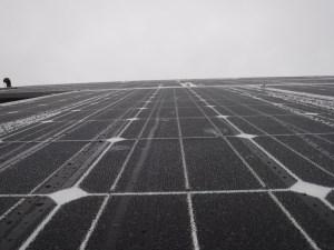 Solar World Panel Closeup