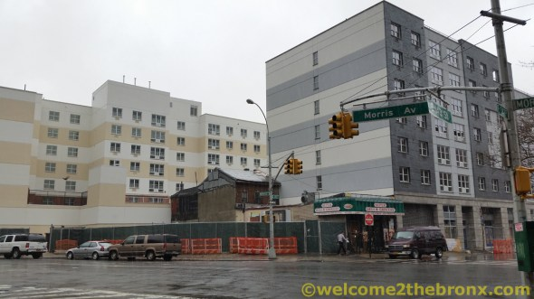 Morris Court / ©welcome2thebronx.com