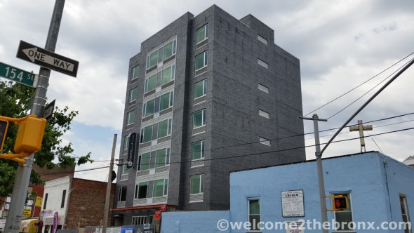 Umbrella Hotel currently under construction in Melrose is slated to open this Fall.