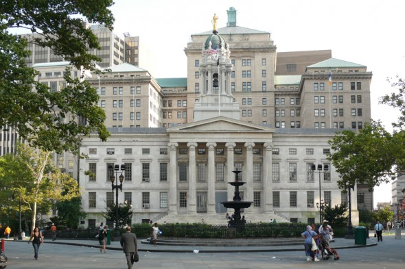Built in 1848, Brooklyn Borough Hall is the oldest of the bunch and served as City Hall when Brooklyn was a separate city / Image Credit: Ad Meskens / Wikipedia