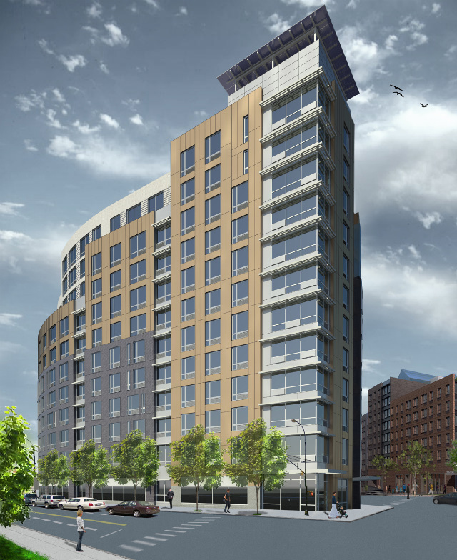Melrose Apartments: Update: Plans For Melrose Development On 161st Street