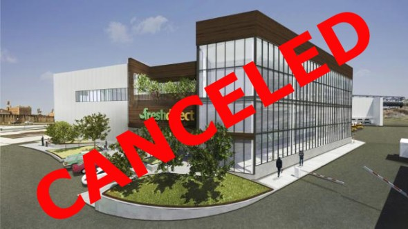 After more than 3 years of the community overwhelmingly disapproving of this project, of over 50 community based organizations saying no, Governor Cuomo and Bronx Borough President announced today that the deal will be canceled.