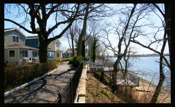 Silver Beach in Throgs Neck