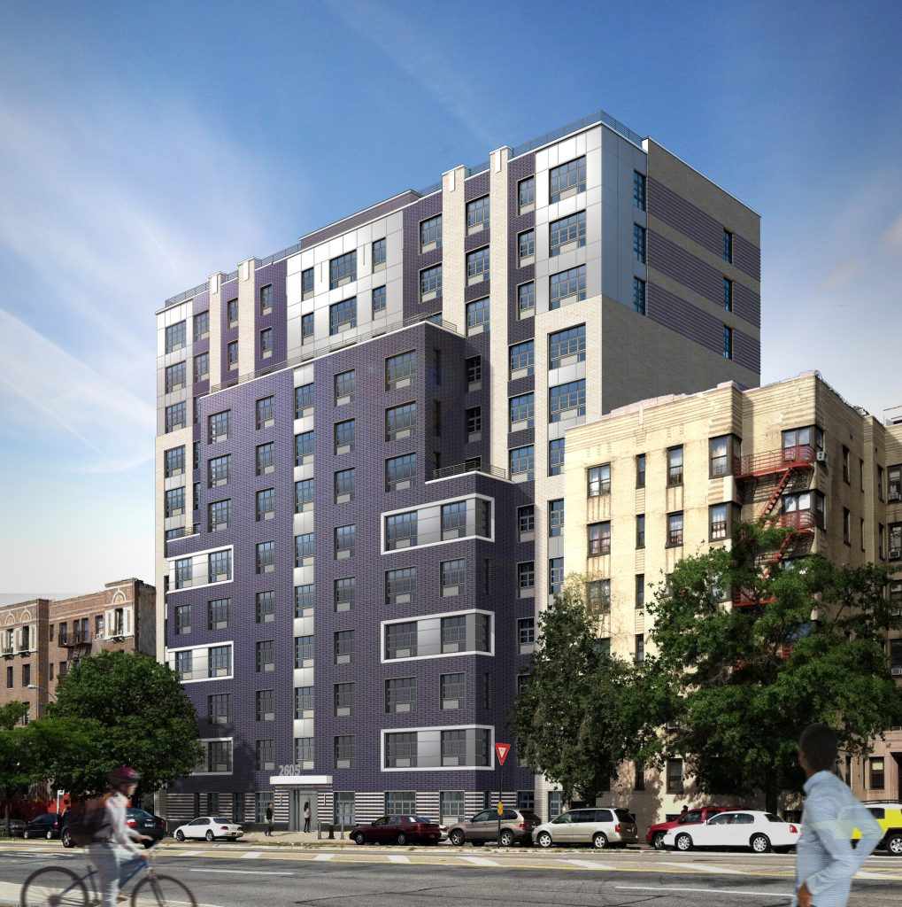 "Cheap Apartments Available Now: New ""Affordable"" Housing Development In Fordham Now"