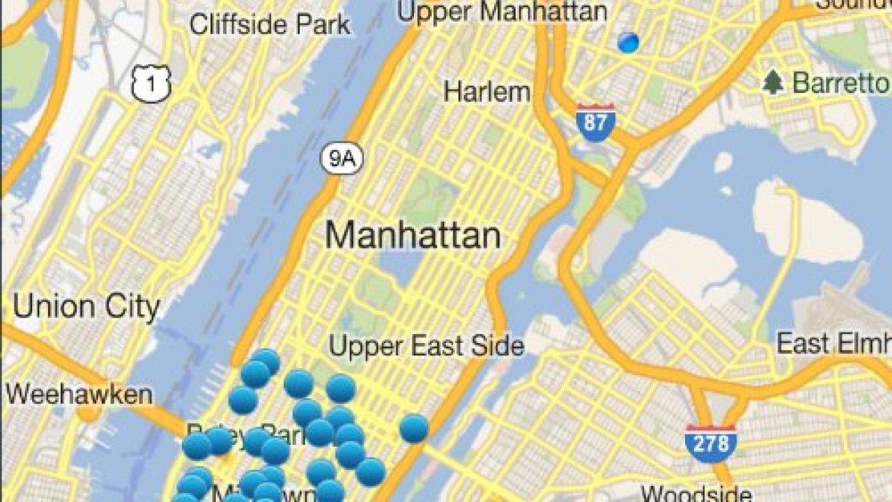 The Most Map You'll See In NYC – Courtesy of Citibike ... Citibike Maps on nyc school district map, bronx zip code map, proof of success map, hubway map, nyc bus map, nyc train map,