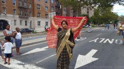 Bharati at Boogie on the Boulevard this past Sunday, August 9th