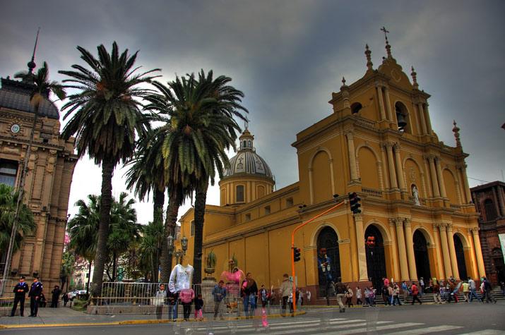 Iglesia y Convento de San Francisco - San Miguel de Tucumán - Author: Eduardo Epifanio