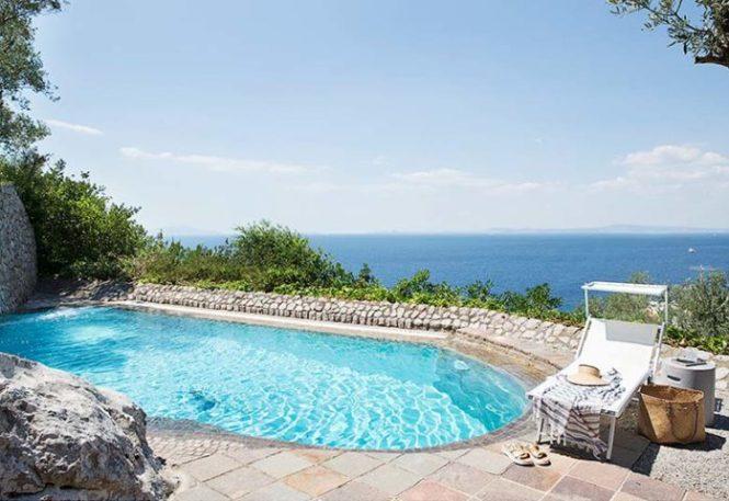 Villa Amalfi In Coast Italy