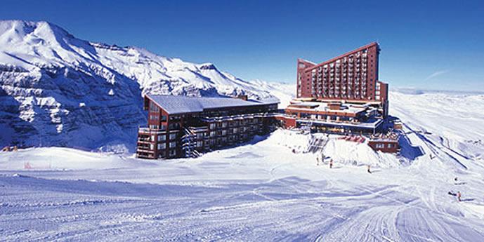Resultado de imagen para valle nevado chile