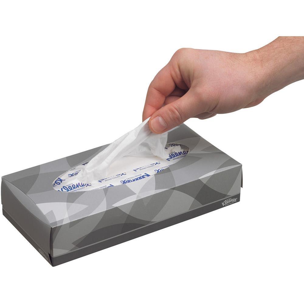 Mouchoirs Kleenex Boite De 100 Mouchoirs Douceur Extreme Pas Cher Welcome Office