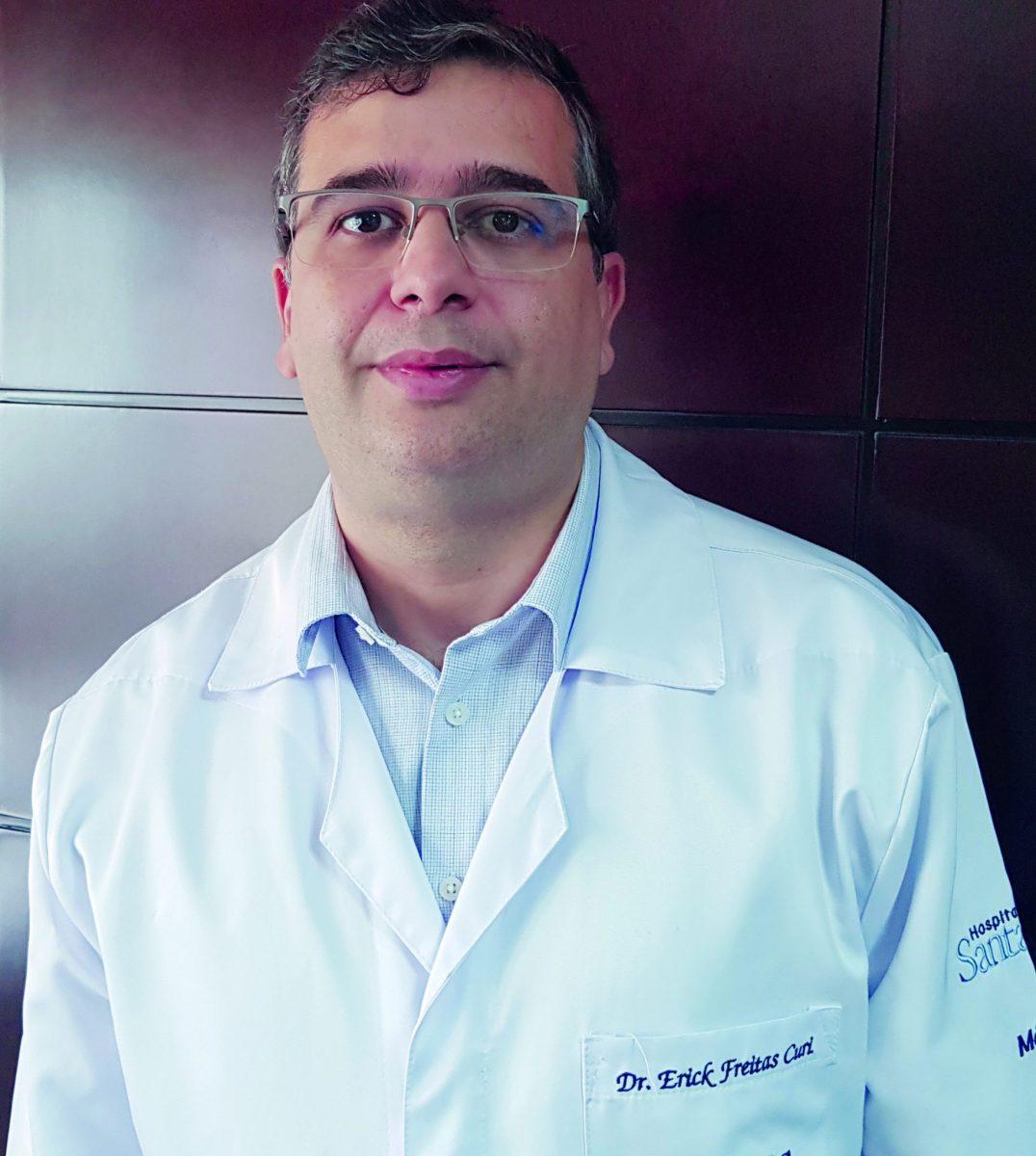 Médico capixaba assume a presidência da  Sociedade Brasileira de Anestesiologia