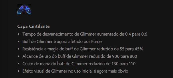 glimmercape
