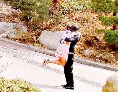 Couple Hug